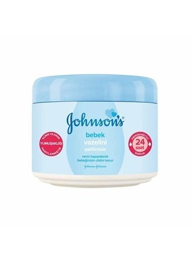 Johnson Johnsons Baby Vazelin Parfümsüz 100 Ml Renksiz